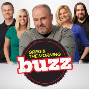 "Live on The Morning Buzz 100.3 WHEB ""Guess My Gig as a Pro Cuddler"""