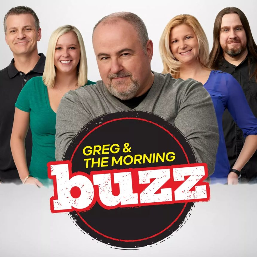 """Live on The Morning Buzz 100.3 WHEB """"Guess My Gig as a Pro Cuddler"""""""