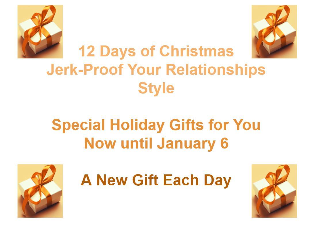 12 Days of Christmas, JPYR style
